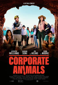 Corporate Animals Movie Poster