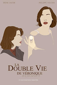 Double Feature: THE DOUBLE LIFE OF VERONIQUE / BLIND CHANCE Movie Poster