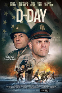 D-Day (2019) Movie Poster