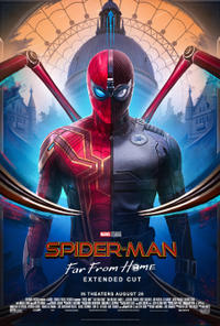Spider-Man: Far From Home – Extended Cut  poster