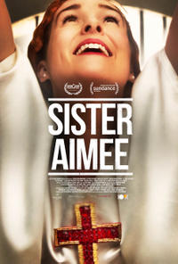 Sister Aimee Movie Poster
