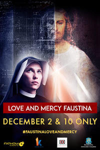 Faustina: Love and Mercy Movie Poster