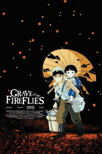 Double Feature: GRAVE OF THE FIREFLIES / ONLY YESTERDAY Movie Poster