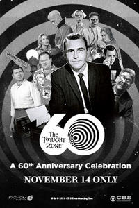 The Twilight Zone: A 60th Anniversary Celebration Movie Poster