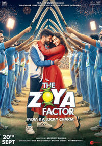 The Zoya Factor Movie Poster