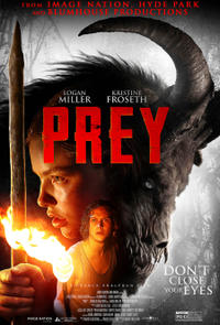 Prey (2019) Movie Poster