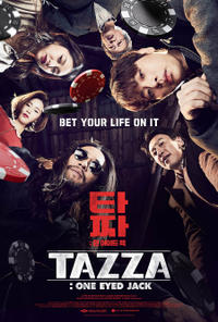 Tazza: One Eyed Jack Movie Poster