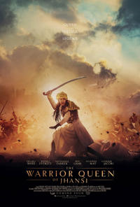 The Warrior Queen of Jhansi Movie Poster