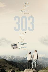 Double Feature: 303 / THE MOVER Movie Poster