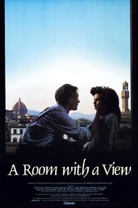 Double Feature: A ROOM WITH A VIEW / SLAVES OF NEW YORK Movie Poster