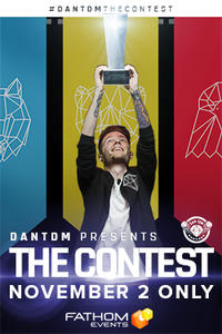 DanTDM Presents The Contest Movie Poster