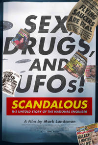 Scandalous: The Untold Story of the National Enquirer Movie Poster