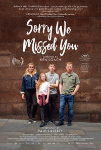 Sorry We Missed You (2020) Movie Poster