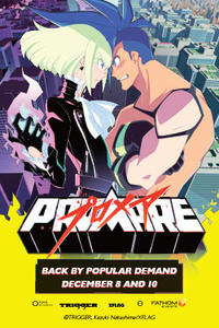 Promare (Redux) Movie Poster