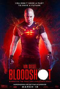Bloodshot (2020) Movie Poster