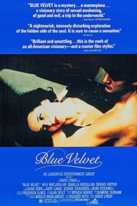 Double Feature: BLUE VELVET / WILD AT HEART Movie Poster
