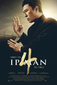 Ip Man 4: The Finale Movie Poster