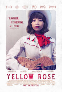 Yellow Rose (2020) Movie Poster
