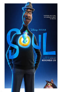 Soul (2020) Movie Poster
