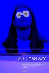 All I Can Say Movie Poster