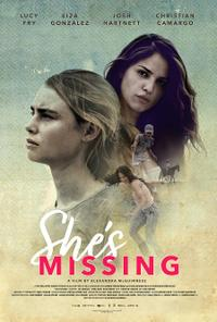 She's Missing Movie Poster