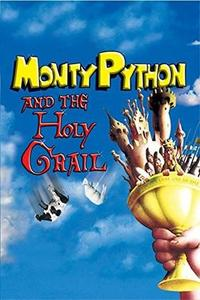 Double Feature: MONTY PYTHON AND THE HOLY GRAIL / JABBERWOCKY Movie Poster