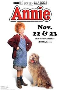 Annie (1982) presented by TCM Movie Poster