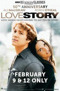 Love Story (1970) 50th Anniversary presented by TCM Movie Poster