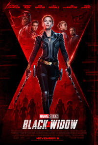 Black Widow (2021) Movie Poster