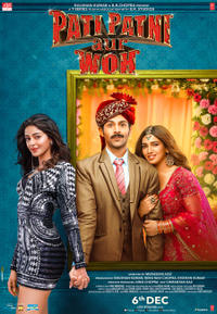 Pati Patni Aur Woh (2019) Movie Poster