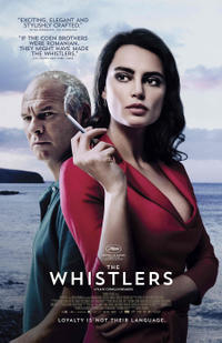 The Whistlers (2020) Movie Poster