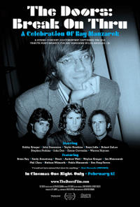Break On Thru: A Celebration of Ray Manzarek and The Doors Movie Poster