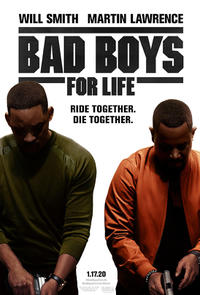 Bad Boys For Life: The IMAX 2D Experience Movie Poster