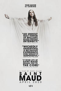 Saint Maud Movie Poster