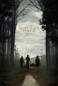 A Quiet Place Part II (2020) Movie Poster