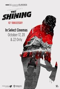 The Shining (1980) 40th Anniversary Presented by TCM Movie Poster