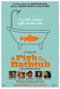 A Fish in the Bathtub Movie Poster