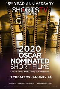 The 2020 Oscar Nominated Short Films: Documentary Movie Poster