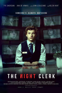 The Night Clerk (2020) Movie Poster