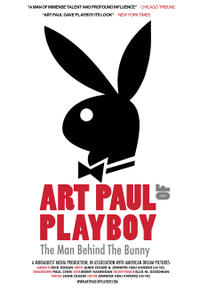 Art Paul of Playboy: The Man Behind The Bunny Movie Poster