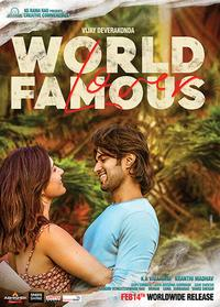 World Famous Lover Movie Poster