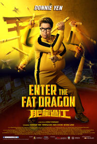 Enter the Fat Dragon (2020) Movie Poster