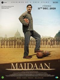 Maidaan (2020) Movie Poster