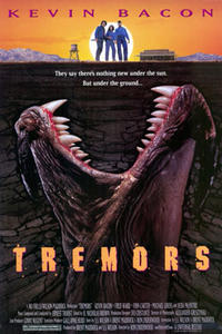Tremors (1990) Movie Poster