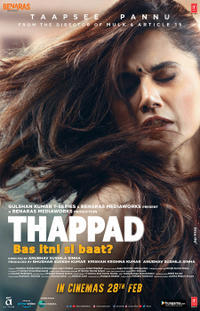 Thappad (2020) Movie Poster