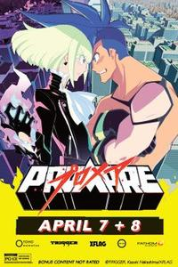 Promare (Complete) Movie Poster