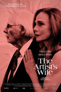 The Artist's Wife (2020) Movie Poster