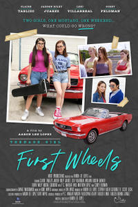 Teenage Girl: First Wheels Movie Poster