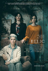 Relic (2020) Movie Poster