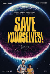 Save Yourselves! (2020) Movie Poster